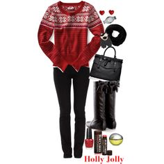 A fashion look from December 2011 featuring wrangler jeans, man bag and chronograph watch. Browse and shop related looks. Christmas Party Outfits, Wrangler Jeans, Holiday Ideas, Christmas Sweaters, Fashion Looks, Cozy, Street Style, My Style, Makeup