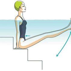 Pour un ventre plat - Exercice 3 - Assise sur une marche