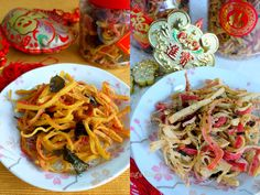 Counting down to CNY 2015 and I am trying out some simple crispy snacks which I've missed out making last year :D (1) Crispy Seaweed Cra...