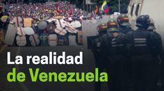 ¿Qué está pasando en Venezuela? 4 may 2017