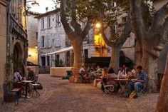 Visit France in July for lovely weather, festivals and outdoor dining: Avignon