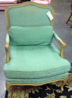 Accent Chair - Green Accent Chair - $329.95