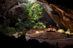 Phraya Nakhon Cave, Tajlandia