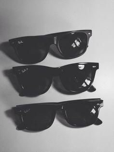 My sunglasses collection  #rayban