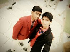Abhishek and Asif