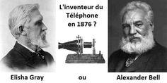 L'Inventeur du Téléphone : Gray ou Bell ?