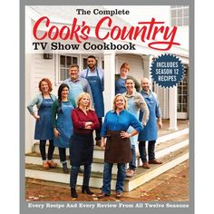 The Complete Cook's Country TV Show Cookbook Season 12 ebook by - Rakuten Kobo Cooks Country Tv, Cooks Country Recipes, Good Books, My Books, Road Trip Across America, Bacon On The Grill, Cooking For One, Season 12, Free Reading