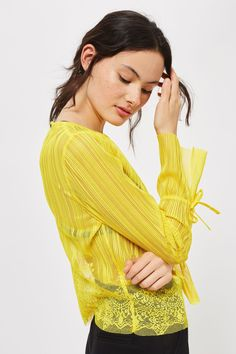 10 Sheer Tops That Carry On Kendall Jenner's Free The Nipple Crusade+#refinery29