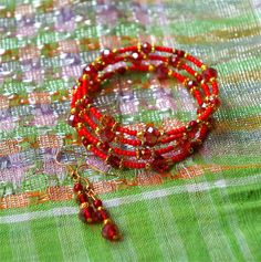 Kashmir Fire by Yokoloco2 on Etsy, £10.00