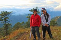 Smile with your buddy. Taken at Mt. Campsite, Philippines, Smile, Mountains, Nature, Travel, Camping, Naturaleza, Viajes
