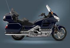 Honda Goldwing - Cadillac of Motorcycles