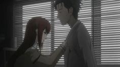E22:Okabe Rintaro & Makise Kurisu