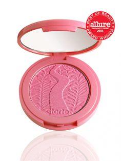 $26 Tarte Amazonian clay 12-hour blush - Amused..my favorite!