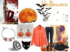 """Halloween"" by emvdv on Polyvore"
