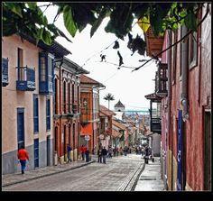 https://flic.kr/p/bGBroB | The old city in Bogota - Colombia  IMG_9183 | Aconsejo ver la fotografia, con el fondo negro, es como mejor se aprecia la calidad. I recommend you to see this picture with the black background .  All photos in my stream are ©2012 Ricardo Gomez. They may not be used or reproduced in any way without my permission. If you'd like to use one of my images for any reason, please contact me.