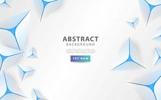 Modern Grey Abstract Triangle Background With Blue Line Triangle Background, Vector Background, Id Card Template, Blue Line, Abstract Backgrounds, Creative, Modern, Vector Free, Templates