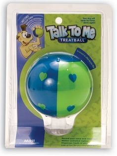 Talk To Me Treatball