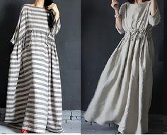 Купить товарArrvial винтажный жидкости кулиска супер большие без тары один частей платье 17390 в категории Платьяна AliExpress.  Данные модели: 159 см/49 кг         Ткань: лен     Размер: F     Бюст 140 см Длина 125 см Длина