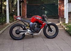 Yamaha Fz16 Cafe Racer No Brat Tracker Scrambler - Año Custom / Chopper - 7000 km - en MercadoLibre