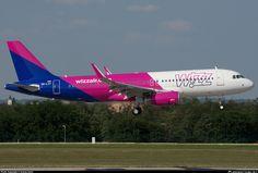 HA-LYT Wizz Air Hungary Airbus A320-232(WL)