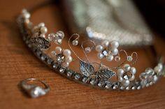 Tiara and ring by AtoZdancer, via Flickr