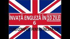 Invata engleza in 10 ZILE | Curs complet pentru incepatori | LECTIA 6 Led Projects, Computer Technology, Chicago Cubs Logo, Human Body, Math, Valve Amplifier, Diy Electronics, Universe, English