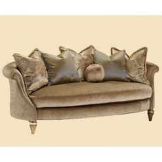 Shop For Marge Carson Amanda Sofa, And Other Living Room One Cushion Sofas  At Elite Interiors In Myrtle Beach, SC.