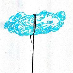 #Raincatcher #drawing by Andreu #Buenafuente