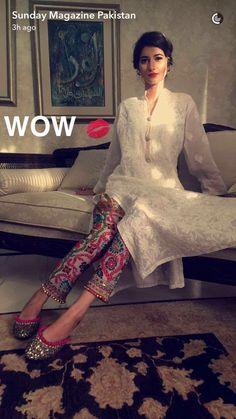 indian fashion Anarkali -- Click above VISIT link to see Churidar, Anarkali, Lehenga, Indian Salwar Kameez, Phulkari Punjabi Suits, Phulkari Pants, Chikankari Suits, Sharara, Lucknowi Suits