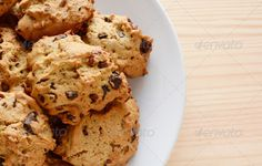 Realistic Graphic DOWNLOAD (.ai, .psd) :: http://jquery-css.de/pinterest-itmid-1006952920i.html ... Closeup of fresh chocolate chip and pecan cookies ...  baked, baking, biscuit, chocolate, chocolate chip, closeup, cookie, copy space, culinary, dessert, edible, food, nut, pecan, pile, pine, plate, snack, table, treat, wood  ... Realistic Photo Graphic Print Obejct Business Web Elements Illustration Design Templates ... DOWNLOAD :: http://jquery-css.de/pinterest-itmid-1006952920i.html