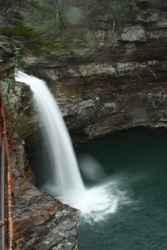 Lower Desoto Falls, Alabama by marion
