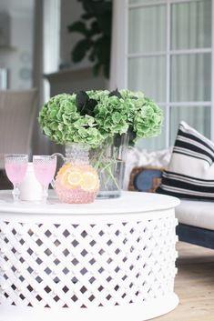 Joss & Main Outdoor Patio Summer Lemonade Pitcher Monika Hibbs