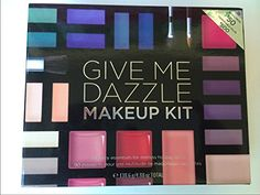 Victorias Secret Give Me Dazzle Makeup Kit -- Continue to the product at the image link. (This is an affiliate link) #MakeupBrushSet