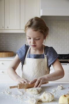 Cute Alert: Kids Apron and Cooking Utensil Sets by Odette Williams