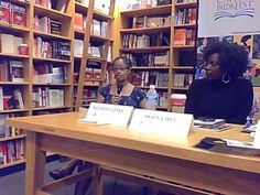 """Watch Ananda discuss how she strategically developed the infrastructure of her characters' lives in her debut novel, Love's Troubadours - Karma: Book One by creating links to her sorority, identiy as a Black American Princess (BAP), U Street neighborhood, alma mater Howard University, and artwork created while working as an artist-in-residence at Howard University Hospital on October 3. 2009, at the Capital BookFest's panel discussion on """"Everything You Wanted to Know about Getting Published."""""""