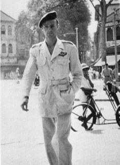Capitaine Déodat de PUY-MONTBRUN en Indochine