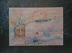 Entek My Drawings, Vintage World Maps, Painting, Art, Craft Art, Paintings, Kunst, Gcse Art, Draw