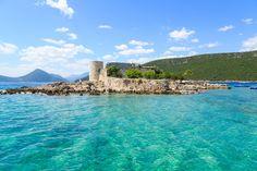 Bay of Kotor is a beautiful luxury yacht charter destination in Montenegro Luxury Yachts, Montenegro, Water, Outdoor, Beautiful, Gripe Water, Outdoors, Outdoor Living, Garden