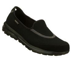 Women's Skechers GOwalk - Most comfortable shoes, ever! Sketchers Go Walk, Sketchers Shoes, Slip On Sneakers, Slip On Shoes, Shoes Sneakers, Skechers Shape Ups, Skechers Performance, Most Comfortable Shoes, Sport Clothing