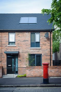 Social housing Templemore Avenue Belfast | Michael Whitley Architects
