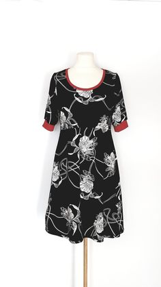 kjole str. 38 Frisk, Handmade Dresses, Shirt Dress, T Shirt, Fashion, Summer, Supreme T Shirt, Moda, Shirtdress