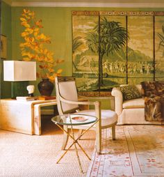 Jean-Michel Frank's furniture