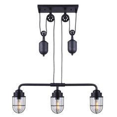 Reno depot suspension 3 lumi res latelier 129 luminaire pinterest - Cable suspendu luminaire ...