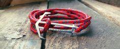STERNIK & KUTER anchor bracelet