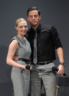 Channing Tatum & Amanda Seyfried
