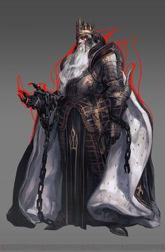 Ruin Kingdom - the Mad King