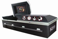 2011 KISS Cremation Urn