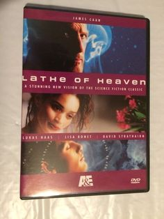 Lathe Of Heaven A&E DVD 2002 James Caan,Lisa Bonet,Lukas Haas W/Extras