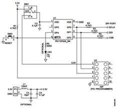App note: Microcontroller-based serial port interface (SPI) boot circuit