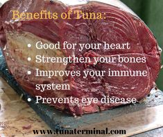 Benefits of Tuna Healthy Facts, Healthy Life, Healthy Recipes, Benefits Of Tuna, Proper Diet, Thyroid, Immune System, Wealth, Improve Yourself